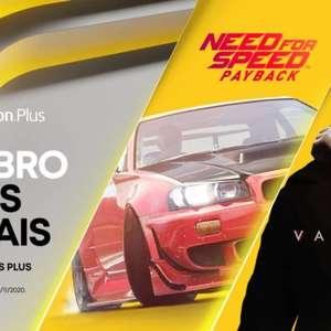 PS Plus de outubro tem Need for Speed e Vampyr nos jogos ...