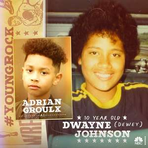 Young Rock: Série sobre infância de Dwayne Johnson ...