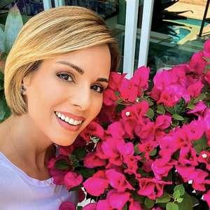 Ana Furtado grava mitos e verdades sobre câncer de mama