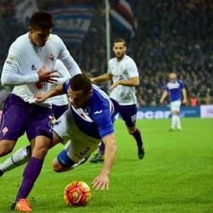 Fiorentina recebe Sampdoria pelo Campeonato Italiano