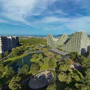 Empresa catarinense apresenta o primeiro bairro parque ...