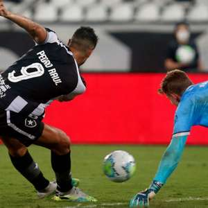 Pedro Raul lamenta momento ruim do Botafogo no ...