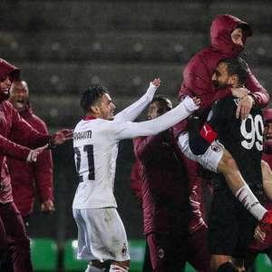 Nos pênaltis, Milan elimina Rio Ave e avança na Liga Europa