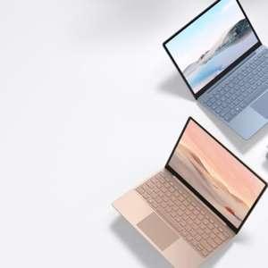 Surface Laptop Go é a resposta da Microsoft aos Chromebooks