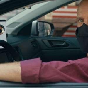 Uber exigirá selfie com máscara de alguns usuários no Brasil