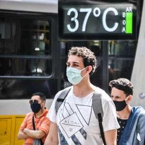 2020 deve ficar entre os três anos mais quentes registrados