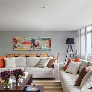 Saiba Como Escolher um Sofá 3 Lugares Confortável
