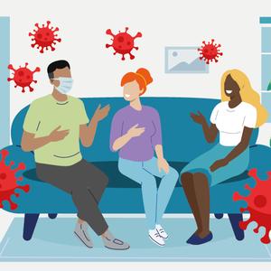 Covid-19: tabela ajuda a avaliar risco de infecção cada ...
