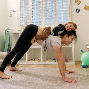 Dia das Crianças: ioga proporciona relaxamento e bem- ...