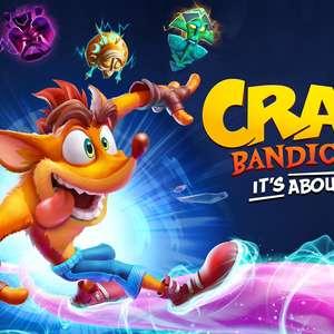 Crash Bandicoot 4: produtor explica arte e design do game
