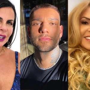 """Harmonização facial: confira o """"antes e depois"""" dos famosos"""