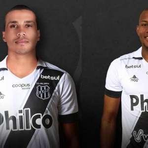 Ponte Preta anuncia Wanderley, ex-Coritiba, e Léo Pereira, ex-Treze