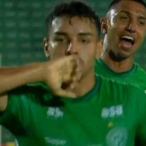 Guarani vence o Cuiabá e deixa a zona de rebaixamento da ...