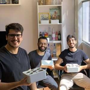 Empreendedores criam horta inteligente para uso doméstico