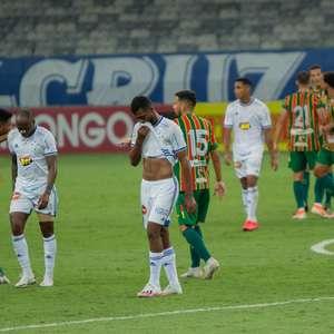 """Cruzeiro tentou levar humorista para aliviar """"clima pesado"""""""