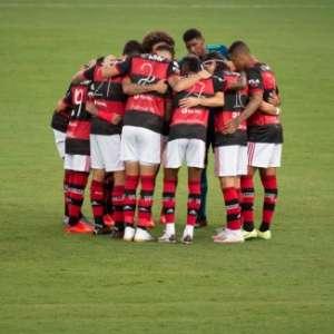 Sem Diego Alves e Rodrigo Caio, Flamengo divulga relacionados para jogo com o RB Bragantino