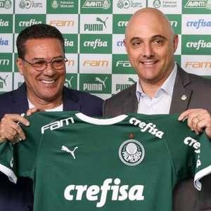 Sem Luxa, Palmeiras troca de técnico pelo 7º ano seguido