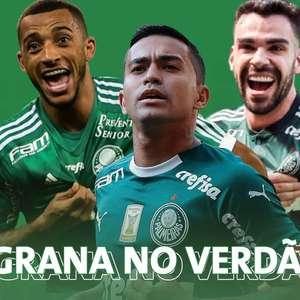 Veja quanto o Palmeiras faturou com negociações desde o ano passado