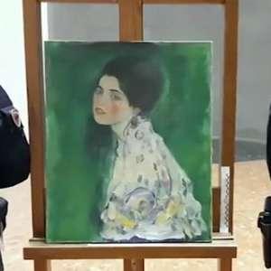 Obra de Klimt que 'sumiu' por 22 anos será exposta na Itália