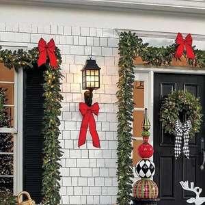 Decoração de Natal Para Jardim: +50 Ideias Para Enfeitar Sua Área Externa