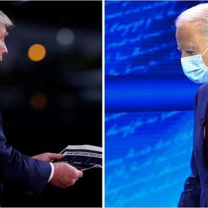 Trump x Biden: 5 momentos da estranha noite de entrevistas simultâneas dos candidatos a presidente dos EUA