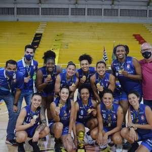 Com sete times, Paulista de Basquete Feminino começa com o desafio de manter atletas em segurança