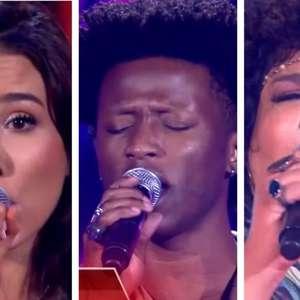 'The Voice Brasil' 2020: veja os classificados e as apresentações