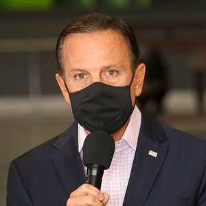 Doria dá ultimato ao governo federal sobre uso da coronavac