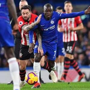 Sem Thiago Silva, Chelsea recebe o Southampton para ...
