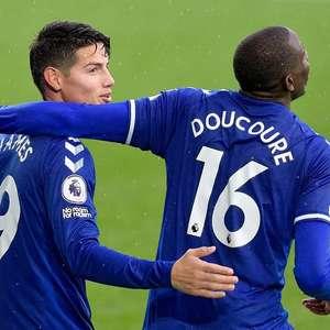 Everton testa 100% em clássico contra o Liverpool pela Premier League