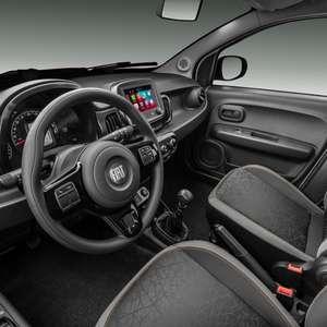 Fiat lança Mobi Trekking na linha 2021; vão livre cresceu