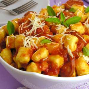 Receitas de nhoque de batata para toda a família