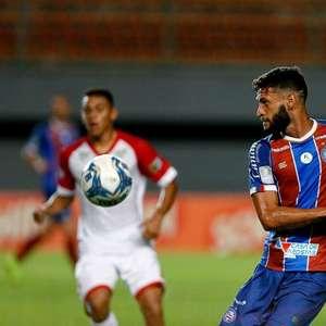Juninho Capixaba exalta empenho considera Bahia em evolução