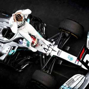75: Hamilton supera Bottas na largada para vencer GP 1.000 da F1: o GP da China de 2019