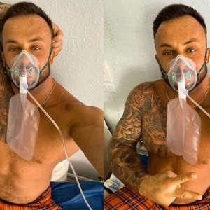 Influenciador fitness morre de covid-19 após duvidar da doença