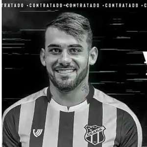 Ceará anuncia a contratação de Felipe Vizeu por empréstimo até junho de 2021