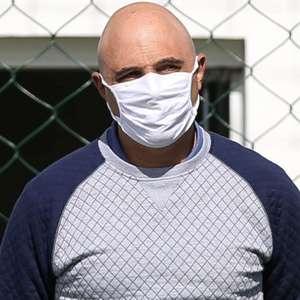 Galiotte tem problema pessoal em meio a crise no Palmeiras