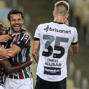 Fluminense empata com o Ceará com gol nos acréscimos