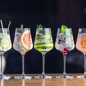 Drinks com Gin que são pura refrescância