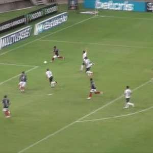 SÉRIE A: Gols de Fortaleza 2 x 0 Palmeiras