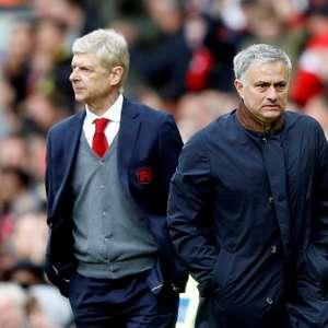 """Wenger diz não se importar com """"provocação permanente"""" ..."""