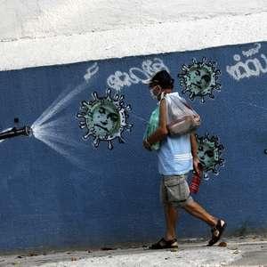 Brasil gasta mais na pandemia e fica pior que emergentes