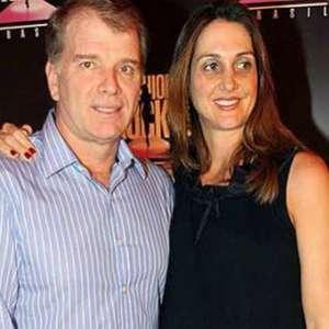 Bernardinho e Fernanda Venturini se separam após 25 anos