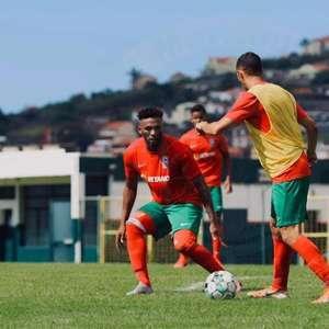 Jean Cléber espera evolução do Marítimo na temporada