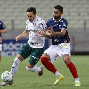Na primeira sem Luxa, Palmeiras perde para o Fortaleza