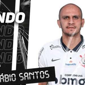 Após 5 anos, Corinthians oficializa volta de Fábio Santos