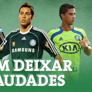 Relembre reforços que não deixaram saudades no torcedor do Palmeiras