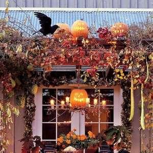 Abóbora de Halloween: +48 Ideias Criativas de Decoração ...