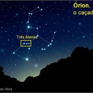 Chuva de meteoros Orionds acontece na madrugada desta terça