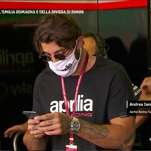 Aprilia critica demora no caso Iannone e ataca WADA: ...